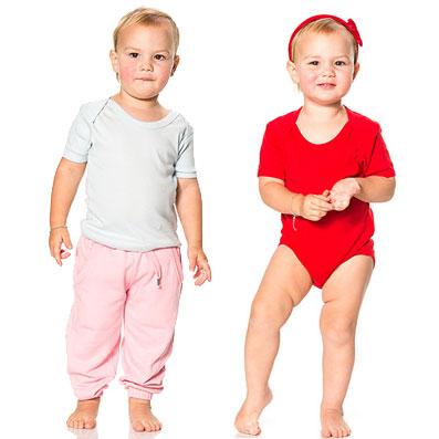Din tekst & billede på Babytøj