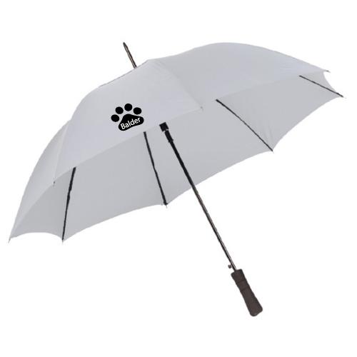 Din tekst & billede på paraplyer