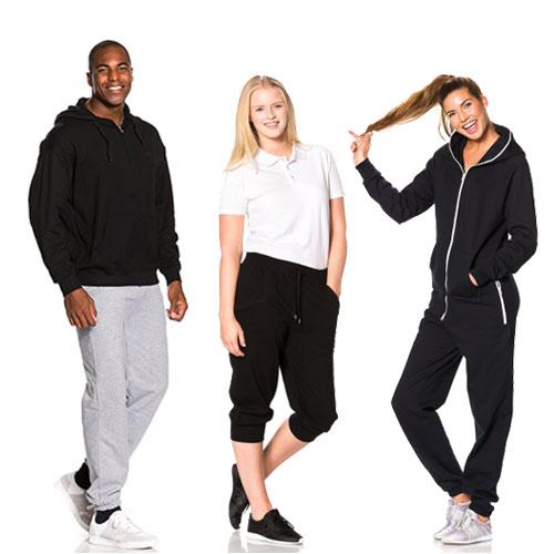 Din tekst & billede på Sweatpants & Jumpsuits